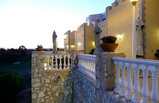 Castro Marim Golf and Country Club: CMG - Club House Esplanade