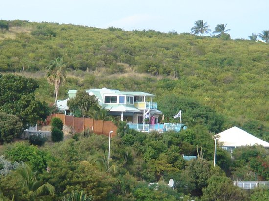 Villa Najro - Caraibes Evasion: Maison perchée