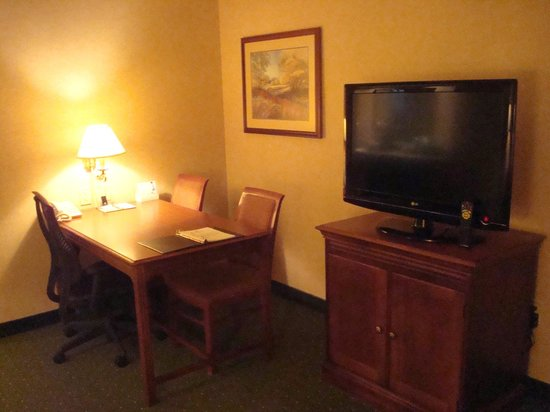 Embassy Suites by Hilton Lincoln: Room 816