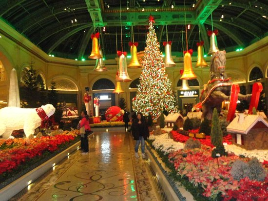 Monte Carlo Resort & Casino: Bellagio conservatory