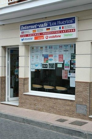 Internet Cafe Los Huertos