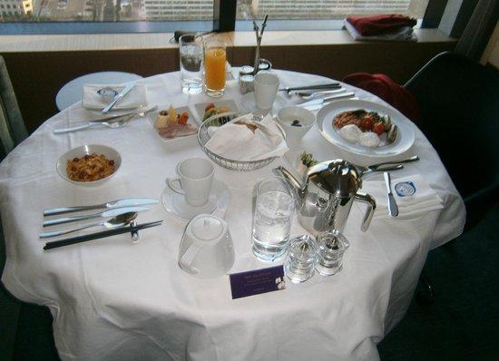 Conrad Seoul : The Conrad Breakfast