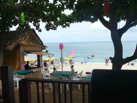 Lamai Wanta: Beach bar