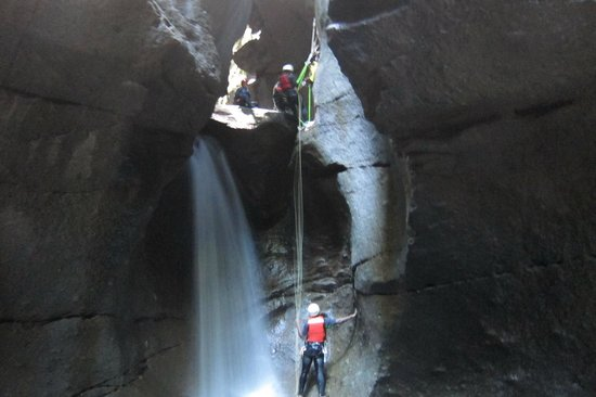 Extreme Dominica Canyoning & Adventure Tours: Dominica Canyoning & Adventure Tours