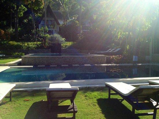 بوري ريزورت آند سبا: Pool area