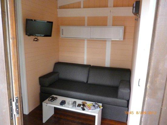 Torre De La Mora : Salon de estar