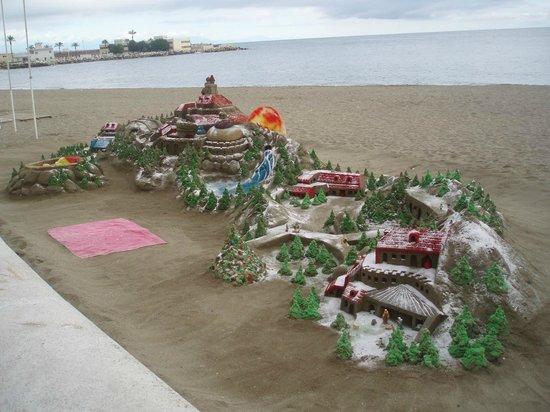 Yaramar Hotel: arte en la playa