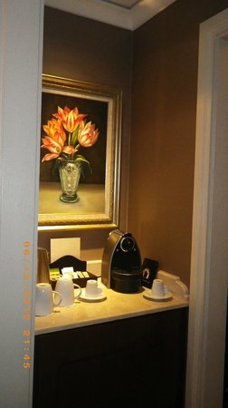 Pera Palace Hotel: room