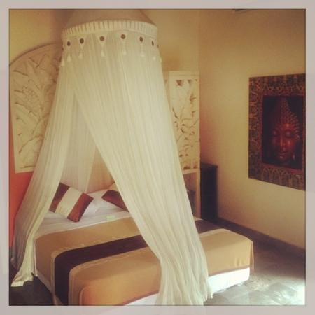 Hotel Villa-Ubud: room