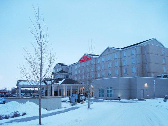Hilton Garden Inn Laramie: Exterior appearance