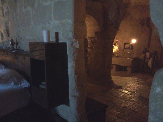 Sextantio Le Grotte della Civita: magica