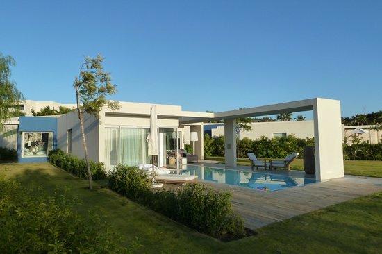 Sofitel Essaouira Mogador Golf & Spa: Villa avec piscine