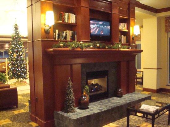 Hilton Garden Inn Laramie: Looby