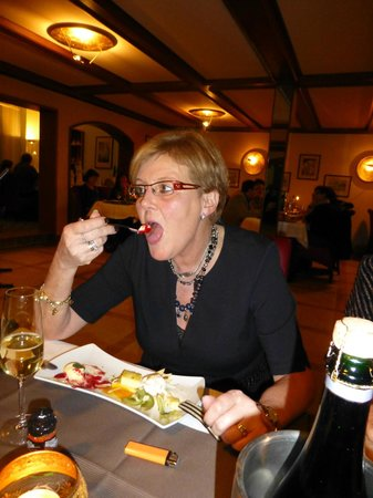 Hotel-Restaurant Hubertus: lekker eten