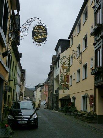 Hotel-Restaurant Hubertus: zicht Hubertus