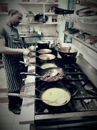 Chillies: Kitchen