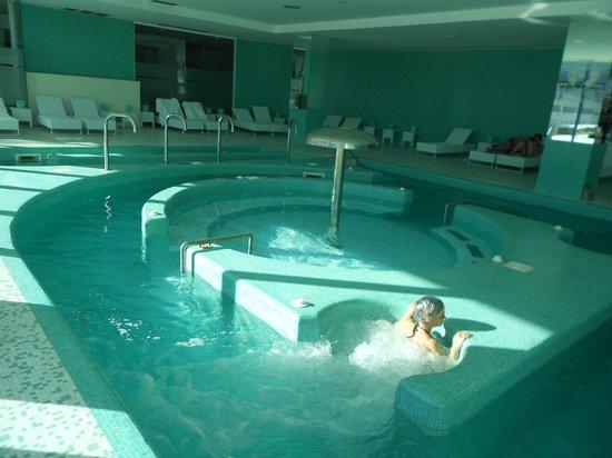 centro benessere - Foto di Fonte del Benessere Resort, Castelpetroso ...
