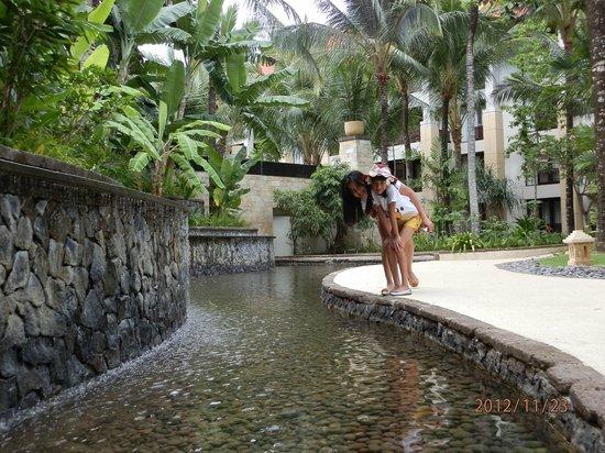 Conrad Bali: Garden @ Conrad