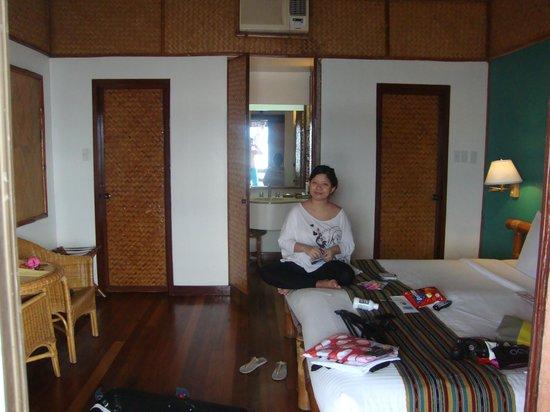 بيرل فارم بيتش ريزورت: Inside Samal House