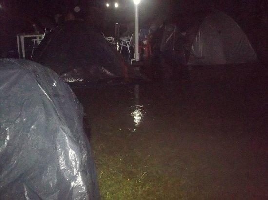 Pousada e Camping Marymar:                                     Camping