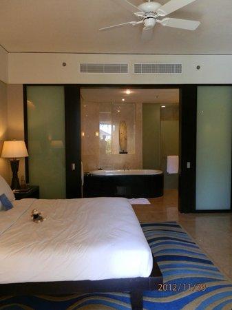 Conrad Bali : our room