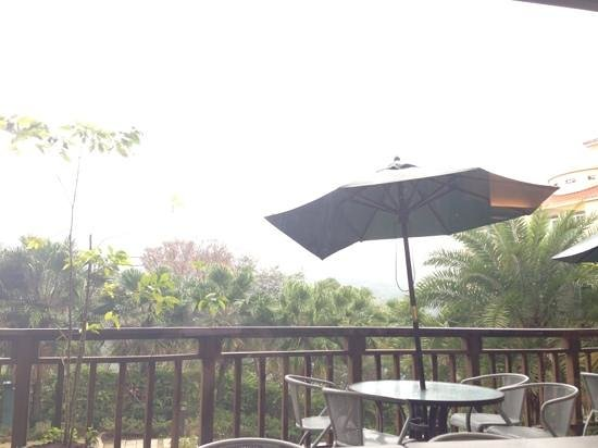 Eastern Hotels Resorts Yangmei: breakfast view