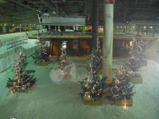 Hotel SnowWorld Landgraaf: SnowWorld ski