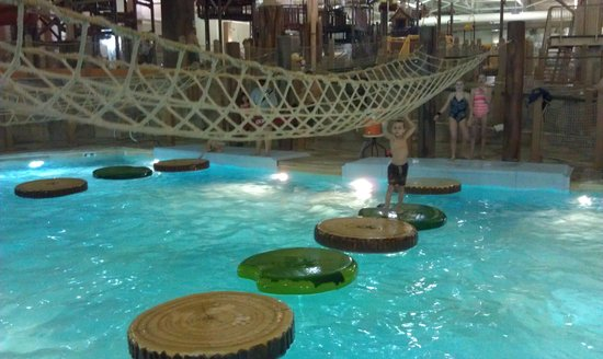 Great Wolf Lodge: Water park shenanigans