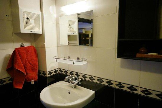 Ambassador Garden Home: toilett