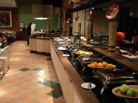 Santiago Marriott Hotel: Breakfast buffet I