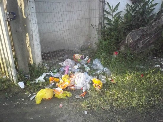 Pousada e Camping Marymar:                                     Entrada da pousada
