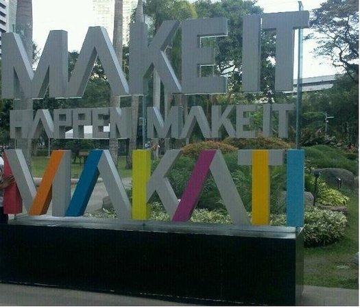 Ayala Triangle Gardens: Make it Makati!