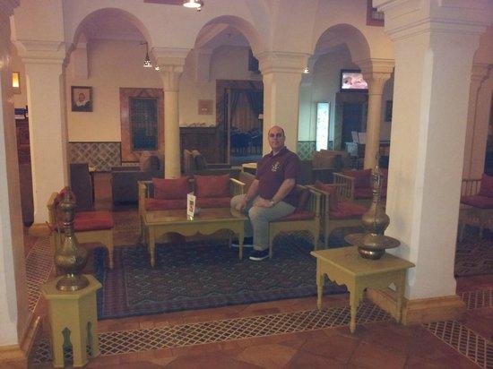 Medina Belisaire & Thalasso: Shisha bar