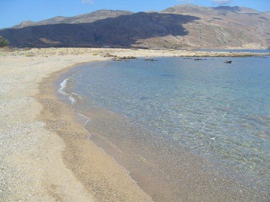 Hotel Mythos Beach: La baia