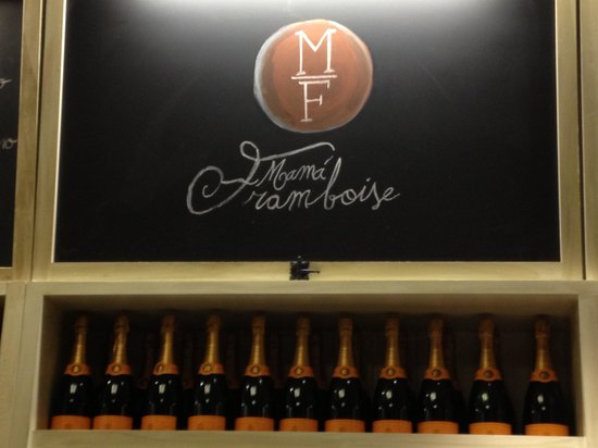 Mama Framboise - Madrid