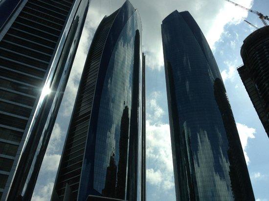 Jumeirah at Etihad Towers : Ethiad Towers