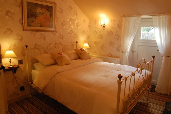 Yr Hafod Country House: Bedroom
