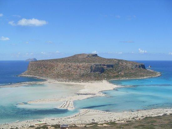 Hotel Mythos Beach: Penisola di Balos