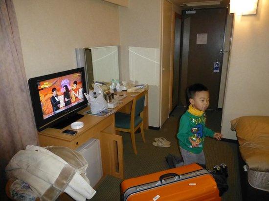 UNIZO INN Hiroshima: ツインルーム