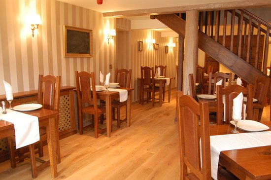 Yr Hafod Country House: Refurbished Dining Area