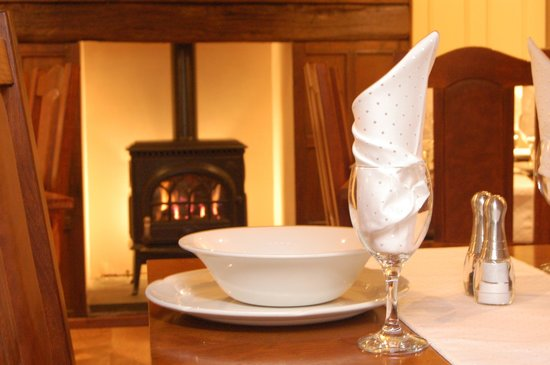 Yr Hafod Country House: Warm and welcoming