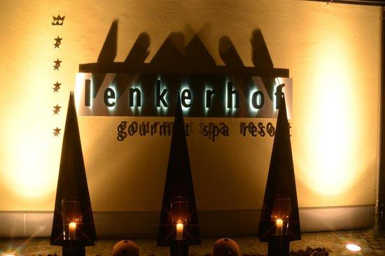 Lenkerhof gourmet spa resort: Eingangsbereich