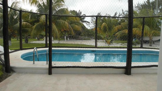 Hotel Puerto Holbox: alberca