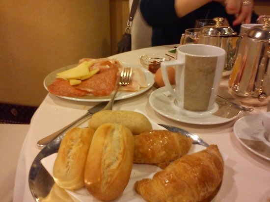 Michelangelo Venice Hotel: colazione
