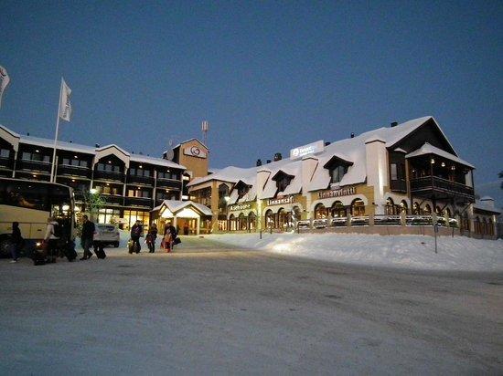 Lapland Hotel Riekonlinna: Lapland Snow Grouse Castle Hotel