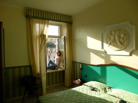 Hotel Dorica: Номер