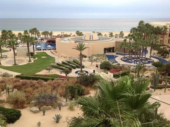 Pueblo Bonito Pacifica Golf & Spa Resort: The view from our room