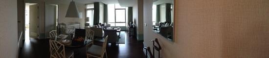 Oriental Residence Bangkok: 2 bedroom suite