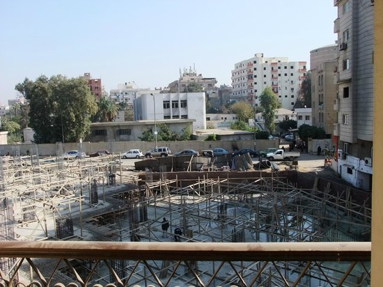 Hor Moheb Hotel: building site