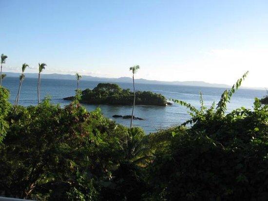 Grand Bahia Principe Cayacoa: Vu de notre balcon